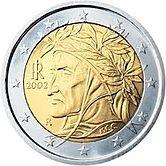 Moneta da due euro italiana