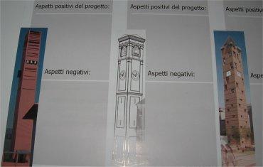 Questionario sul campanile di Nole