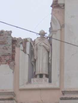 Immagine del santo San Vito martire